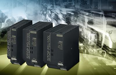 Siemens bringt geregelte 24V-Stromversorgungen für Basisanforderungen auf den Markt / Siemens launches stabilized 24 V power supplies for basic requirements