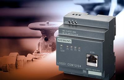 Kompakter Switch verbindet Logikmodul mit Ethernet-Netzwerk / Co