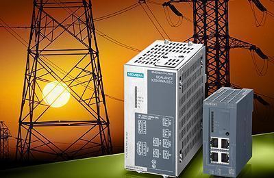 Siemens erweitert Portfolio bei Industrial Ethernet um hochverf