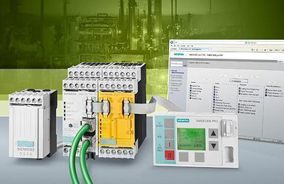 Siemens stattet Motormanagement-System mit Profinet-Schnittstell