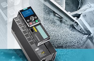 Siemens erweitert Portfolio für Leistungsteile und Control Unit