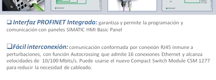 S7-1200 Comunicacion
