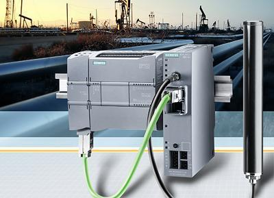 Steuerungen aus der Ferne per Kommunikationsmodul wirtschaftlich anbinden / Economical remote connection of controls using a communication module