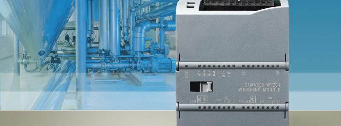 Siemens stellt vielseitiges Wägemodul für die Simatic-Steuerun