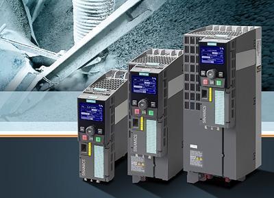 Umrichter mit höherer Leistungsdichte bei platzsparender Baugröße / Drive with increased power density and compact frame size