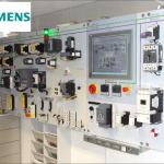 Baja tension Siemens