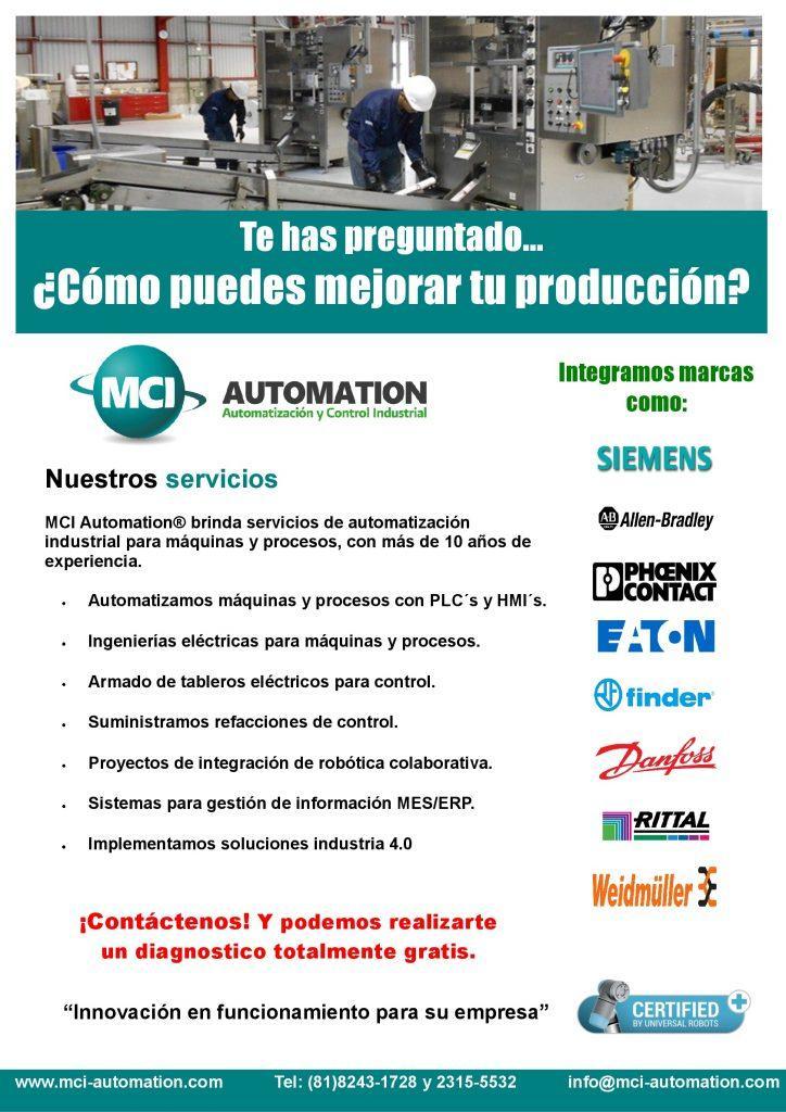 Servicios MCI Automation