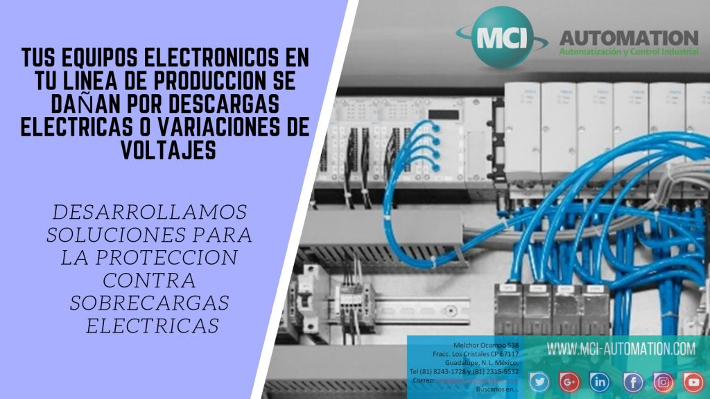 Automatizacion Industrial y control de procesos